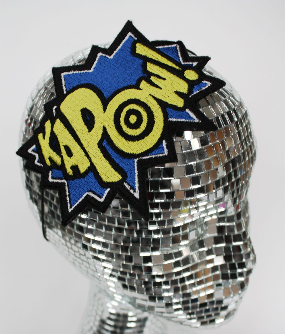 KAPOW Comic Book Headband - product images  of