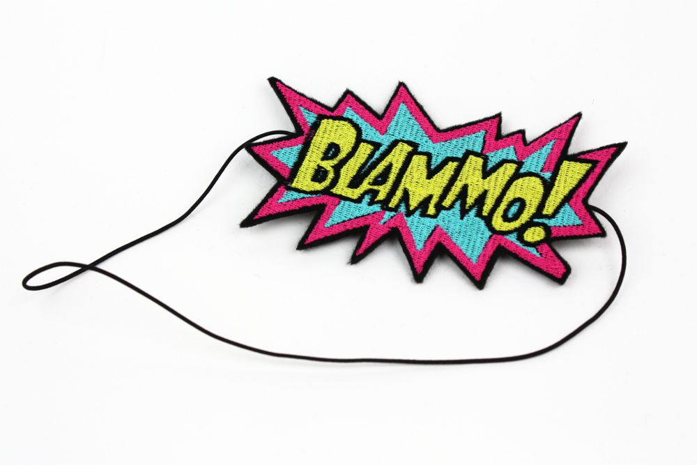BLAMMO Comic Book Headband - product images  of