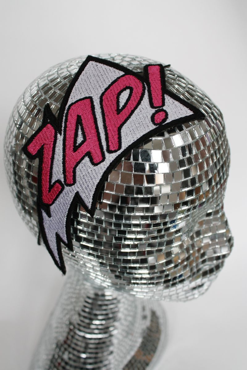ZAP Comic Book Headband - product images  of