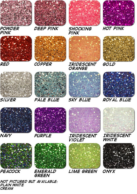 Ivy Glitter Headband, Various Colours - product images  of