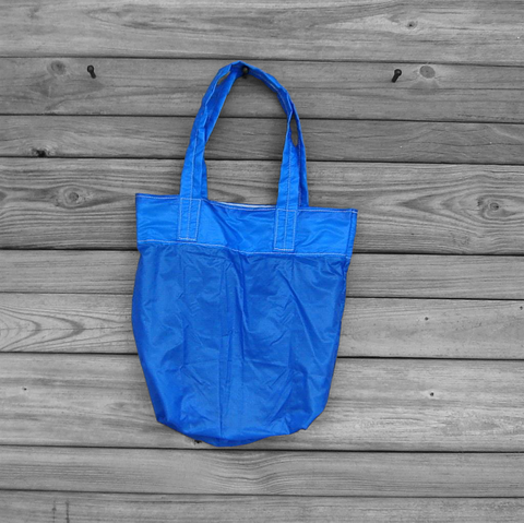 Parachute,Bag,:,Small,Royal,Blue,Slider,Tote,Ripstop,Nylon,parachute bag, slider tote, fliteline, nylon ripstop