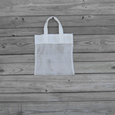 Parachute,Bag,:,Small,White,Mesh,Slider,parachute bag, tote bag, nylon ripstop, eco friendly