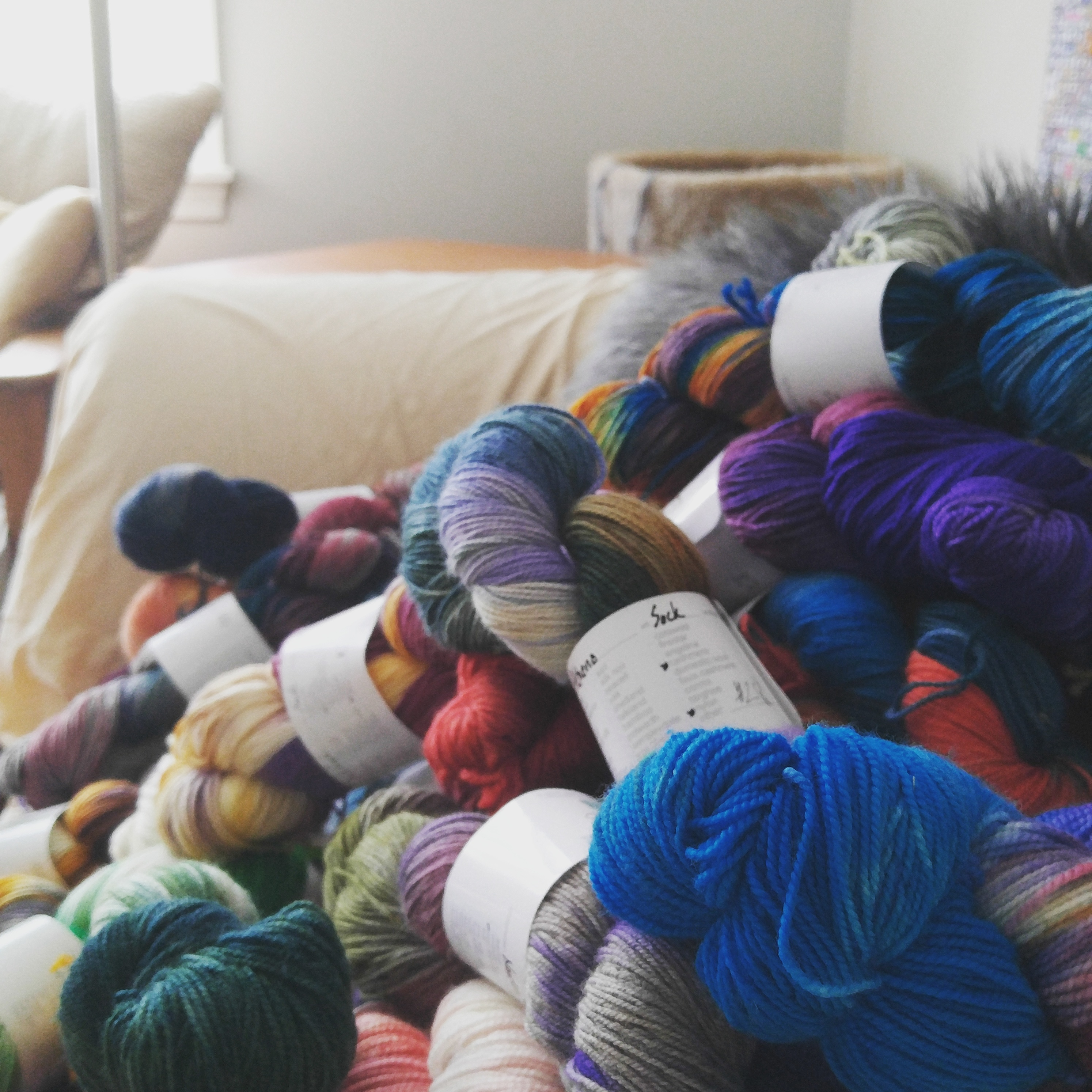 Bonus Sale on Yarn