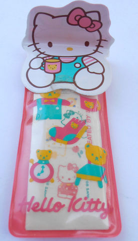 Vintage,Hello,Kitty,Bandaids,Sanrio,Kawaii,Band,Aids,Red,Collectibles,Plastic,Pouch,Boo,Bandage,vintage hello kitty band aids, vintage hello kitty bandage, vintage sanrio kawaii bandaid, vintage kids first aid band aid strips, vintage red plastic pouch, vintage kitty cat pussycat kitten image, vintage first aid kit, vintage boy girl child band aid