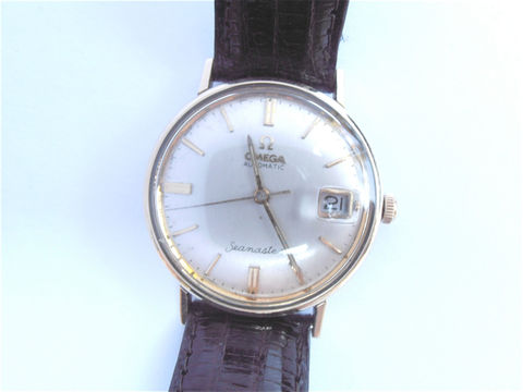Vintage,70s,Omega,Seamaster,Automatic,Date,Mens,Dress,Watch,Unishell,vintage 70s omega seamaster date mens dress watch, vintage omega seamaster unishell watch, vintage unishell mens watch, vintage seamaster omega automatic date mens watch, vintage omega date watch, vintage omega villa collezione, villacollezione