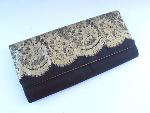 Vintage,Gold,Black,Satin,Evening,Clutch,Purse,Formal,Lace,Metallic,Padded,Rectangular,Handbag,Rectangle,Bag,Compact,Fancy,Villacollezione,vintage gold black satin handbag, gold lace satin purse, black satin clutch purse, gold lace bag, black satin rectangular handbag, black satin evening purse, black satin formal bag, black gold formal handbag, gold clutch purse, black satin clutch bag