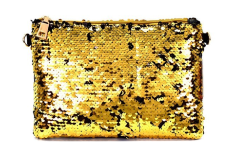 The,Elaborate,Sequins,Clutch