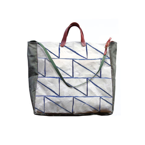 Convertible,Bucket,,Crossbody,Tote,w/,Leather,Straps,-,Indigo,Zag,no,Zig,bag_Convertible_Tote_Bucket_Crossbody_Leather_Straps_Meta_large_market_beach_picnic_gym_olive_natura_indigo_zig_zag_chevron
