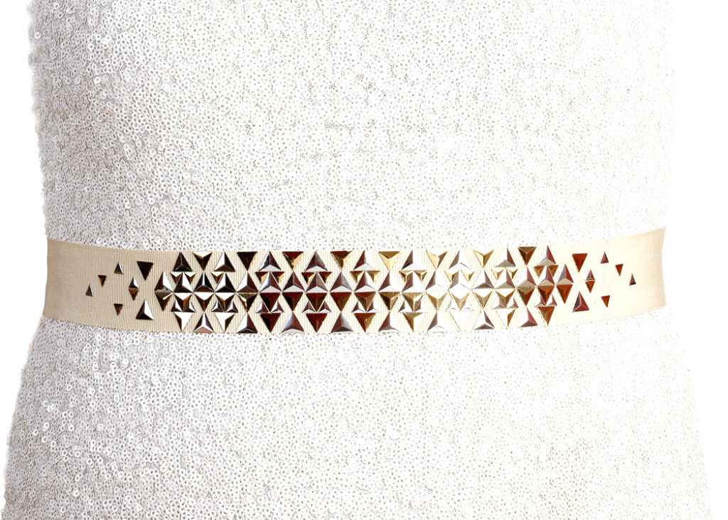 Aztec Studded Sash - product images  of
