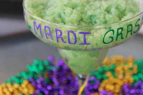 Mardi,Gras,Margarita,Sugar,Scrub,sugar scrub, margarita, moisturize, mardi gras, bath, body, skin care, exfoliate, green, vegan, all natural, shea butter