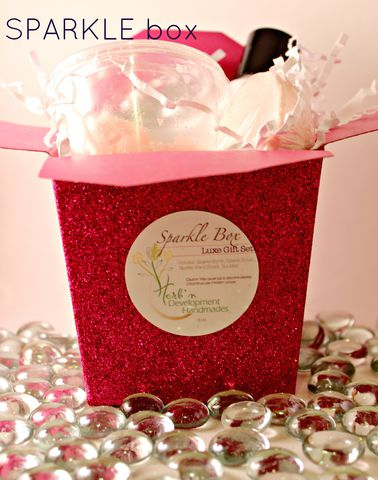 SPARKLE,BOX,sparkle, box, scrub, soap, handmade, lip, balm, pink, glitter, bath, bomb, herbn development, herbndevelopment, new orleans, gift, movie, youtube, video