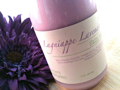 Lagniappe,Lavender,Skin,Milk,Bath_and_Beauty,Body,Lotion,lotion,moisturizer,scented,fragrance,oils,skin,mllk,christmas,herbndevelopment,herbn_development,new_orleans,lavender,purple,shea_butter