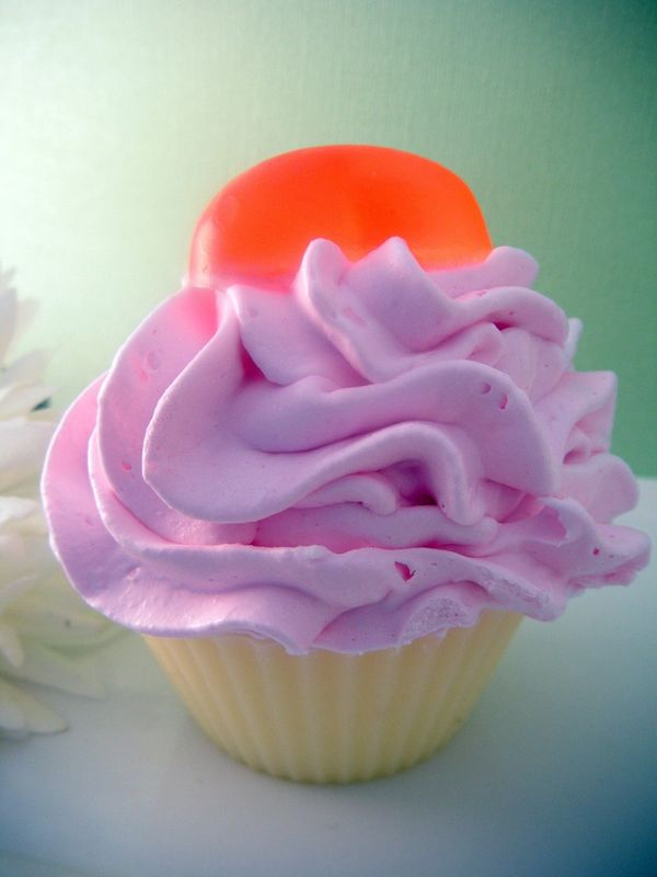 Sweet Heart Strawberry Cupcake - product images  of