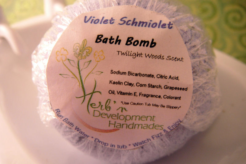 Violet Schmiolet Bon Temps Bomb - product images  of