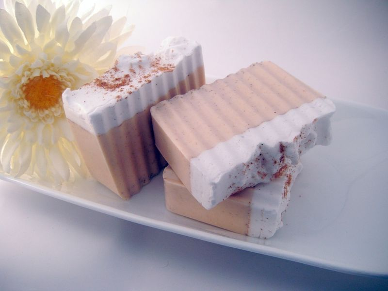 Pearl River Pumpkin Bath Bar - product images  of