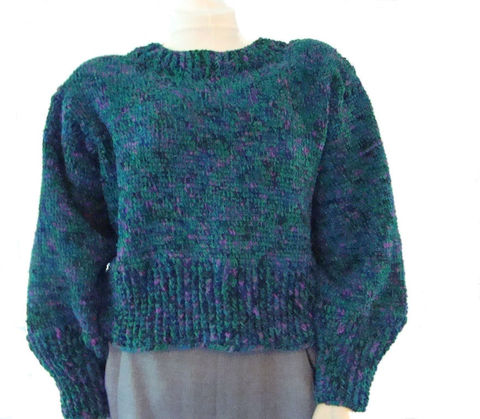 Plus,Size,Sweater,,Cropped,Sweater,1X,or,2X,,,Heavy,plus size sweater, sweater plus size, handmade sweater, designer sweater, stylish plus size, plus size fashion, junior plus size, cotton chenille,cotton, chenille, pullover,crop,cropped,heavy sweater,warm sweater, knit sweater, crocheted sweater
