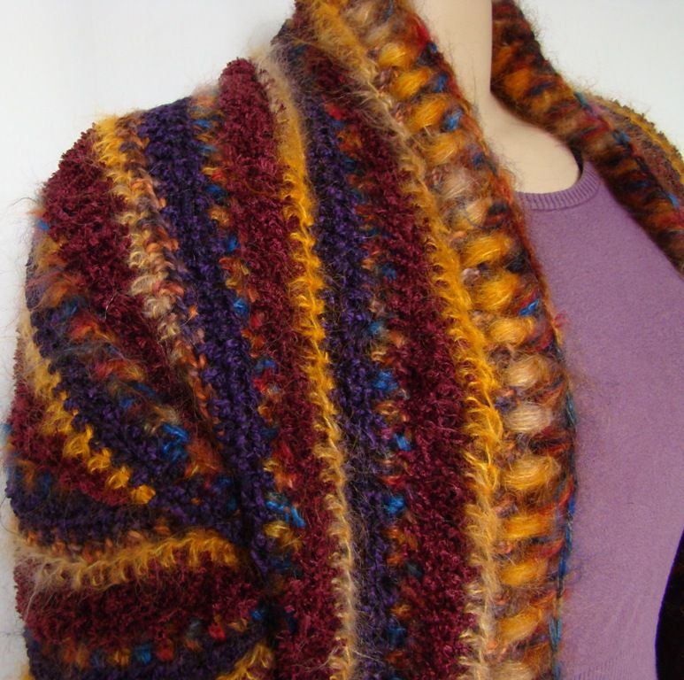 Plus Size Large Woman's Shawl Wrap - product images  of