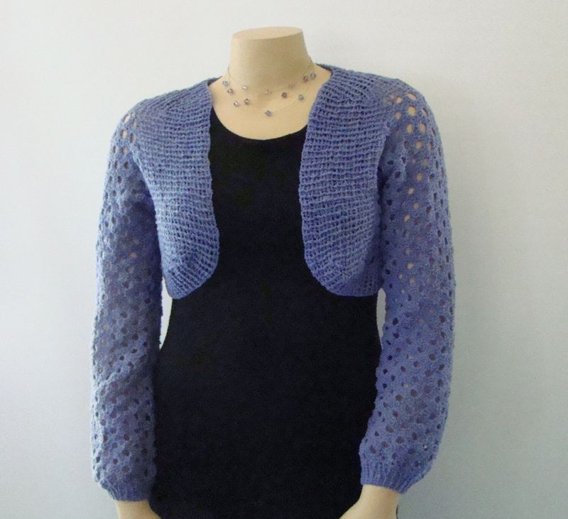 Plus Size Shrug 1X, Plus Size Bolero - product images  of