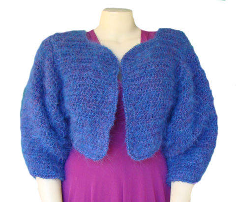 Plus,Size,Mohair,Shrug,,Bolero,1X,2X,Plus Size Clothing, Plus Size Shrug, Plus Size Bolero