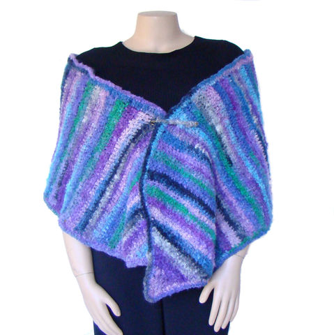 Plus,Size,Shawl,Wrap,,Wool,Shawl,,Crochet,1X,2X,3X,plus size clothing, plus size fashion, plus size shawl, plus size wrap, crochet