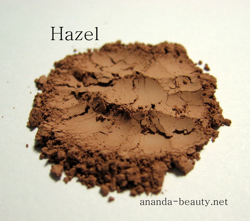 *50% clearance* HAZEL matte rosy tan mineral eye shadow  - product images  of