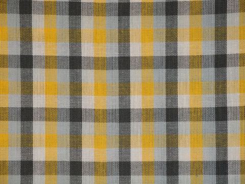 Homespun,Check,Fabric,Yellow,White,Grey,And,Charcoal,Sold,By,The,Yard,Supplies,homespun_fabric,sewing_fabric,cotton_fabric,quilt_fabric,home_decor_fabric,rag_quilt_fabric,fabric_by_the_yard,check_fabric,yellow_fabric,fabric_shop,primitive_fabric,RW0473,large_check_fabric,Cotton