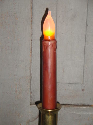 Battery,Operated,Candle,6.5,Inches,Tall