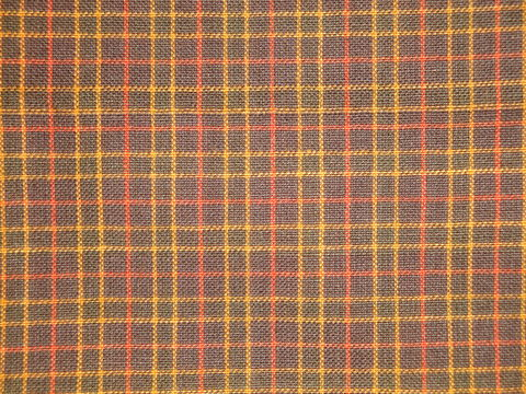 Brown,Window,Pane,Plaid,Homespun,Material,Sold,By,The,Yard,Supplies,Fabric,cotton_material,cotton_fabric,homespun_material,homespun_fabric,plaid_material,plaid_fabric,quilt_fabric,craft_fabric,fabric_yardage,primitive_fabric,home_decor_fabric,brown_gold_red,sewing_supplies,Cotton