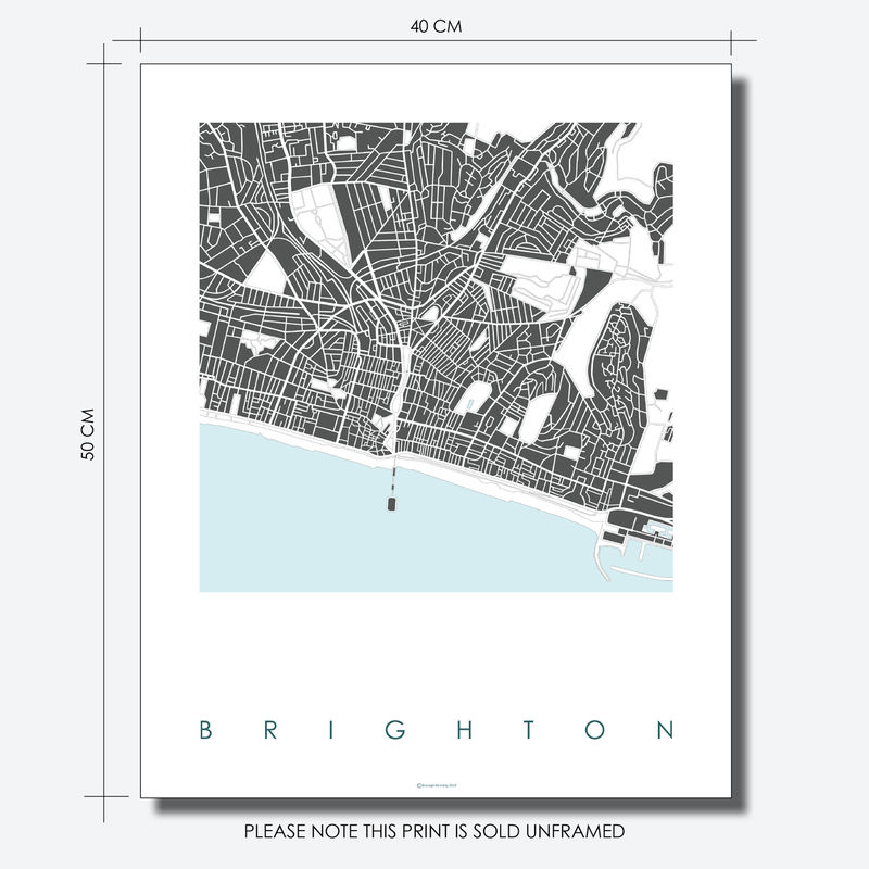 Brighton Art Prints