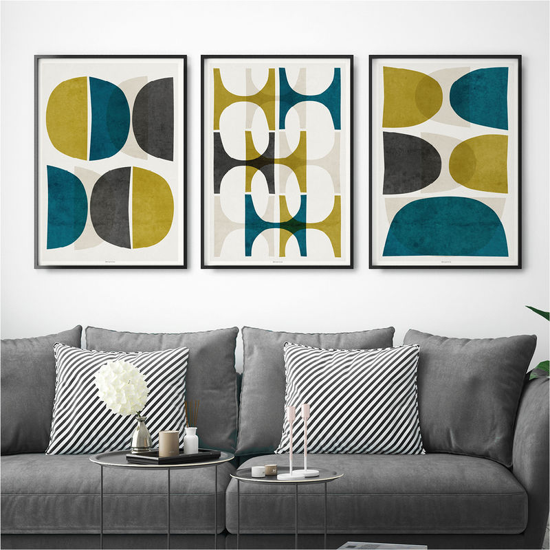 abstract art prints collection bronagh kennedy art prints. Black Bedroom Furniture Sets. Home Design Ideas