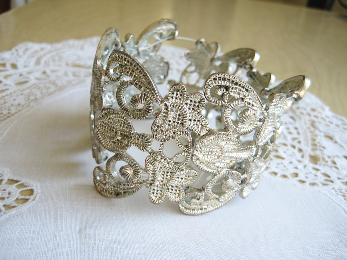 Lace Look Bracelet  - product image