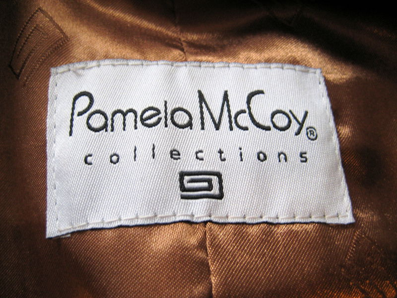 Pamela McCoy Leather Jacket - product images  of
