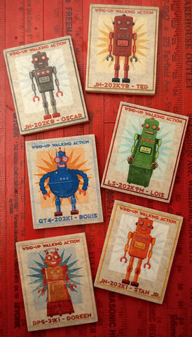 Retro,Robot,Art,Blocks-,Set,of,6-,8,x,10-,Ready,to,Hang,Boys,Wall,Art-,Boy,Nursery,Room,Print,Digital,John_W_Golden,Science_Fiction,Retro_Robot_Art,Boy_Nursery_Art,Gift_For_Dad,Boys_Wall_Art,Boys_Room_Art,Ready_To_Hang_Art,Paper,Wood,Sealer