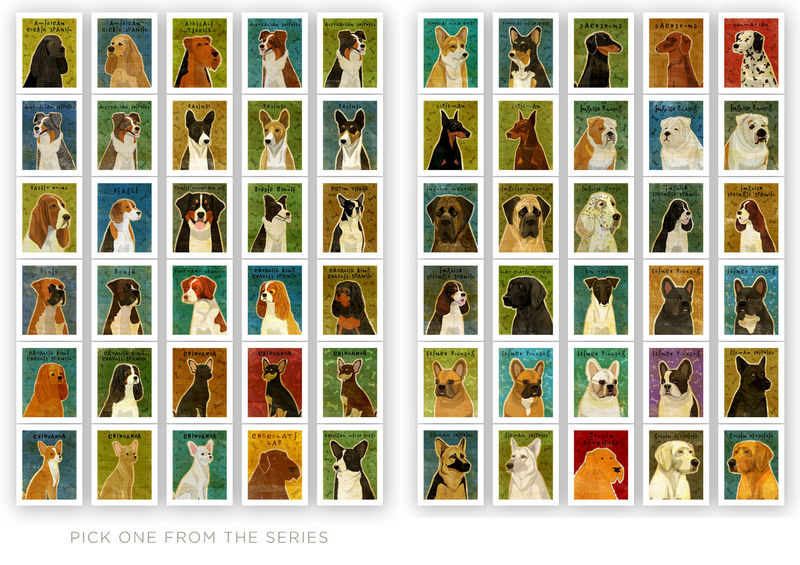 "Dog Wall Decor custom pet print- personalize your pooch- 8"" x 10""- not portrait"