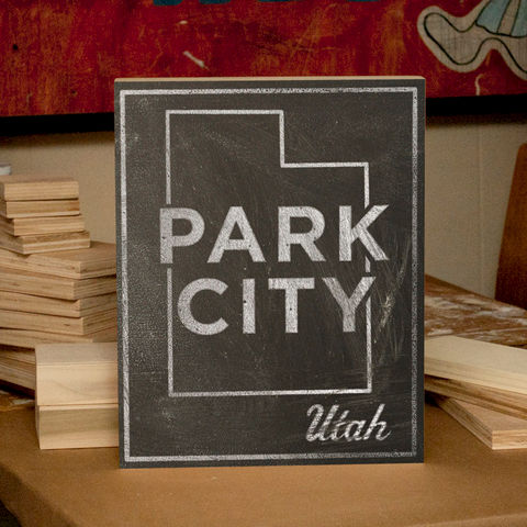 Park,City,Art-,State,Art,Box-,Ski,Town,Print-,11,x,14,Custom,Decor-,Mountain,House,Going,Away,Gifts,Print,Digital,Chalkboard_Art,City_Print,Vintage_Look_Art,United_States_Cities,Dorm_Room_Art,Custom_State_Print,State_Map_Art,Ski_Art,Ski_Decor,Mountain_House_Art,Utah_State_Map,Going_Away_Gifts,Park_City_Art,wood,paper,ink,glue,sealer