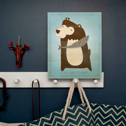 Woodland,Nursery,Wall,Decor-,Critters,Happy,Bear,Art,Box,11,x,14-,Ready,to,Hang,Modern,for,Kids,Room-,Room,Print,Digital,Nursery_Wall_Decor,Woodland_Creature,Woodland_Critter_Art,Woodland_Nursery_Art,Nursery_Print,Art_For_Kids_Room,Kids_Room_Art,Woodland_Nursery,Whimsical_Art_Print,Happy_Bear_Print,Modern_Nursery_Art,Modern_Nursery_Decor,Ready_To_Hang_Art