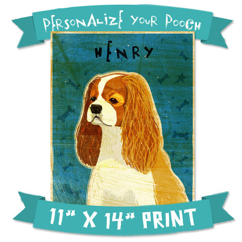Personalize,Your,Pooch,-,Dog,Art,Print,11,in,x,14,Pets,Portrait,art,illustration,digital,reproduction,canine,breed,fido,pooch,pup,puppy,personalize,paper,ink