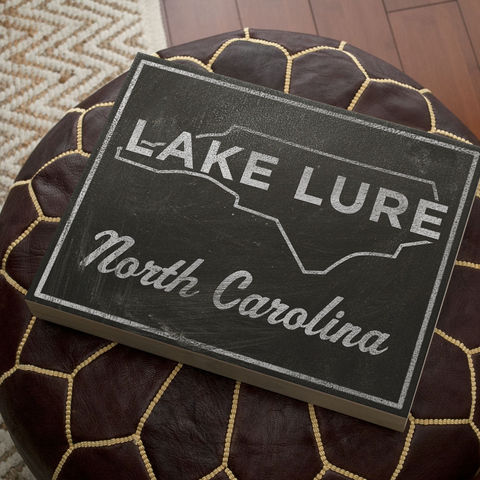 Lake,Lure,City,State,Art,Box,-,11,in,x,14,Print,Chalkboard,Custom,Print,,North,Carolina,Chalkboard Art, Lake Lure Art, City Print, Vintage Look Art, Minimalist Art, Typography Art, Honeymoon Gift, United States Cities, Dorm Room Art, Living Room Office, Wedding Gift, Custom State Print, North Carolina State Art