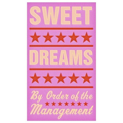 Sweet,Dreams,(Pink),Print,6,in,x,10,Children,Art,art,illustration,print,digital,parental,john_w_golden,sweet,dreams,pink,paper,computer