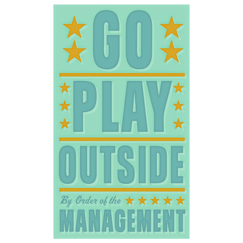 Go,Play,Outside,Print,6,in,x,10,Children,Art,art,illustration,print,digital,parental,john_w_golden,pastel_decor,go_play,outside,christmas_in_july,cij,paper,computer