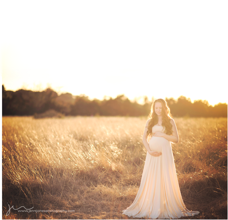 Maternity Maxi Dresses for Photography