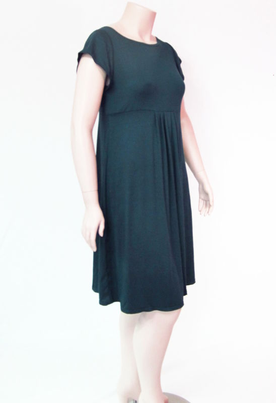 The Kobieta Strolling Empire Waist Dress