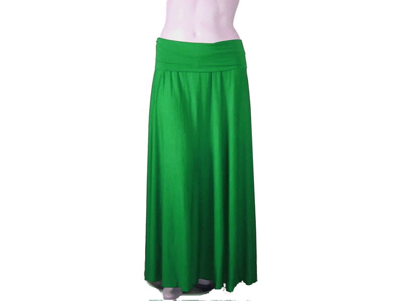 The Kobieta Grecian Goddess Maxi Skirt