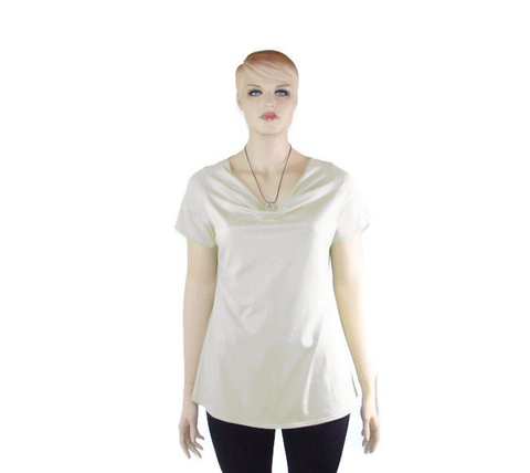 The,Kobieta,Drape,Neck,Tee,Womens cowl neck shirt,drape neck shirt,cowl neck tee, custom womens shirt,petite custom,kobieta,drape neck tee,drape neck top,  modern shirt,bamboo shirt