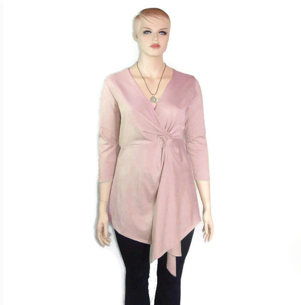 The Kobieta Hip Knot Tunic - product images  of