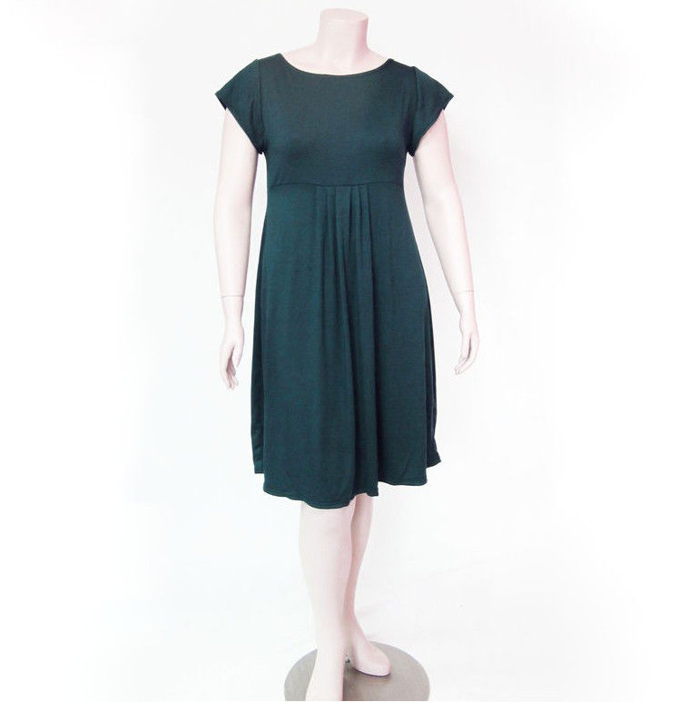 The Kobieta Strolling Empire Waist Dress - Kobieta Clothing Company