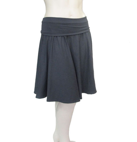 The,Kobieta,Half,Moon,Skirt,circle skirt,handmade womens skirt,womens jersey skirt,womens knit skirt,foldover waist skirt,  kobieta,eco friendly,plus size skirt,made to order skirt,petite skirt,custom skirt,custom womens skirt, bamboo,viscose,lycra,beechtree,modal