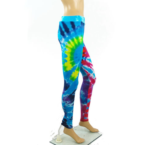 Womens,Cropped,Leggings,in,Organic,Bamboo/Cotton,Blend,-,Hand,Dyed,,Made,-Stunning,Rainbow-,S/M,Women's organic  Leggings, rainbow leggings, leggings,  hand dyed leggings,  bamboo leggings,lularoe, LLR  ,cropped leggings,organic leggings,tie dye leggings ,camo leggings,earthy leggings,womens leggings,ethical fashion