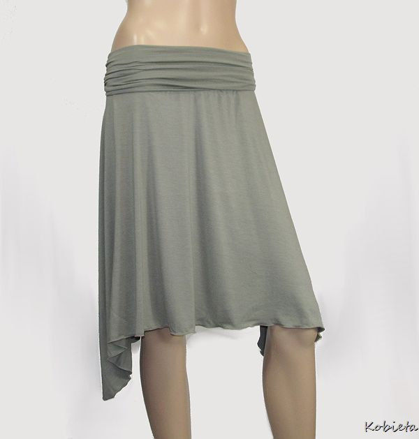 The Kobieta Jersey Girl Skirt