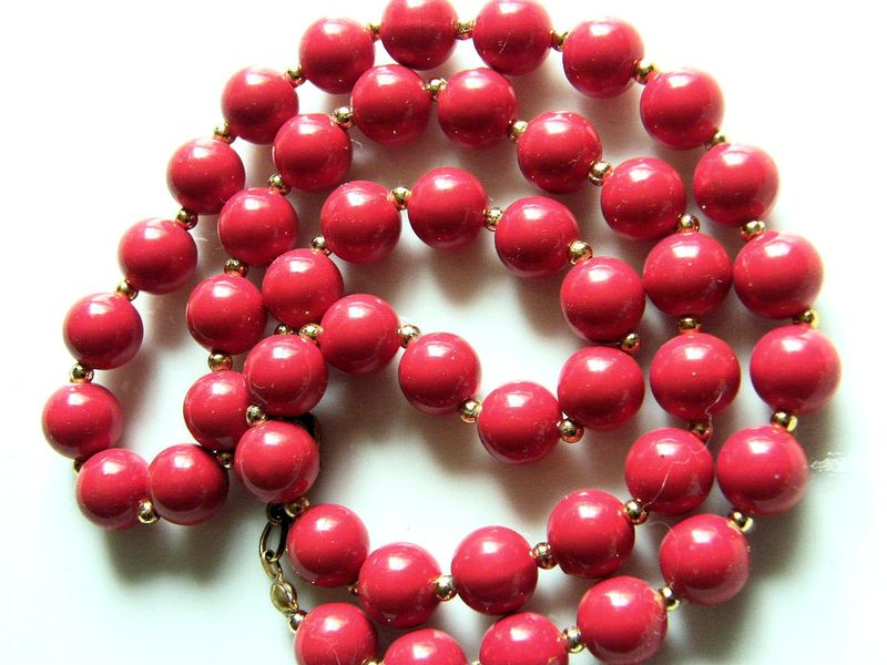 connect for design wedding shop bridal necklace making new set african party cheap v jewelry statement copy red coral beads